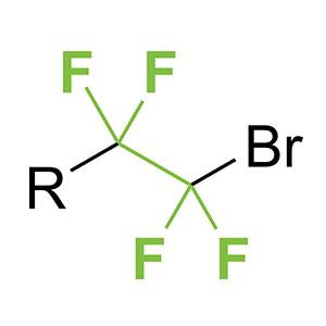 Fluoroalkyl bromides