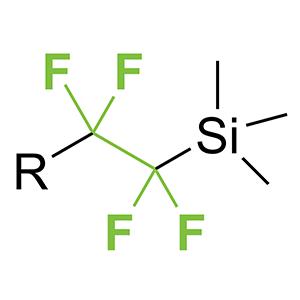 Fluoroalkyl silanes