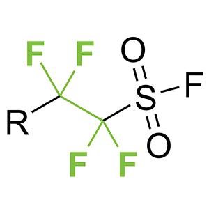 Fluoroalkylsulfonyl fluorides